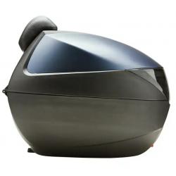 top case scooter électrique Vässla Lennox Blue