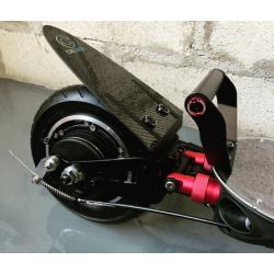 garde boue arrière carbon sport trottinette power zero Z9 belgique