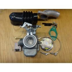 kit carburateur 22mm SH lambretta LI TV SX belgique france vendre acheter lambretta LI TV SX Belgïe carburator 22mm SH