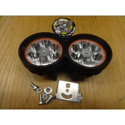 Double phare LED 12V-80V...