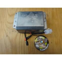 chargeur interne pour trottinette électrique ninebot g30 belgique france