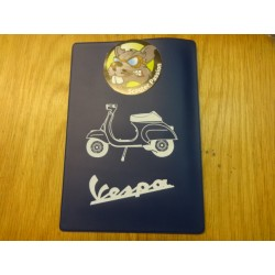 Porte-documents Vespa 50...