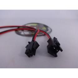 connecteur et câble 2 pin controleur trottinette électrique connectique
