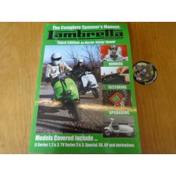 Sticky Book Lambretta V3.0...
