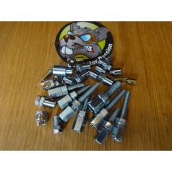 Kit PREMIUM serres-câbles,...