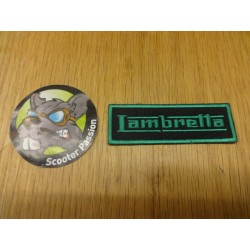 Broderie Lambretta Green Label