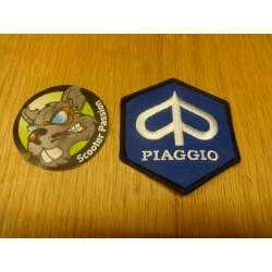 Broderie Piaggio Hexagone
