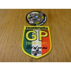 Broderie Lambretta GP Italia