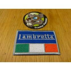 Broderie Lambretta Italia...