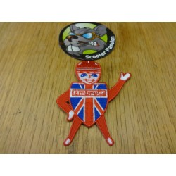 Broderie Lambretta Man UK