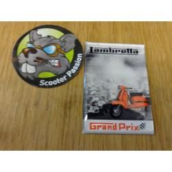 Magnet Lambretta Gran Prix