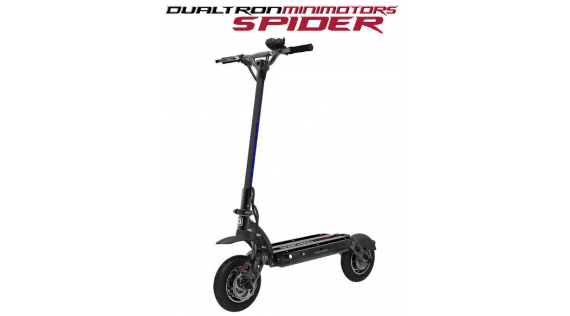 Trottinette Step et pièces Minimotors DUALTRON SPIDER - EU Version & LIMITED Edition