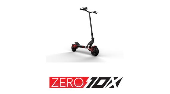 Trottinettes électriques et pièces Power ZERO 10X & Limited Edition - 52V & 60V