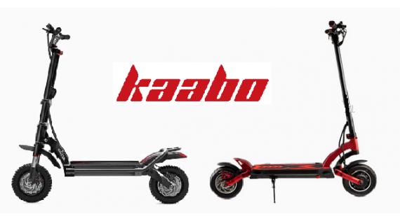 KAABO Mantis PRO & Wolf Warrior  - Trottinettes step et pièce