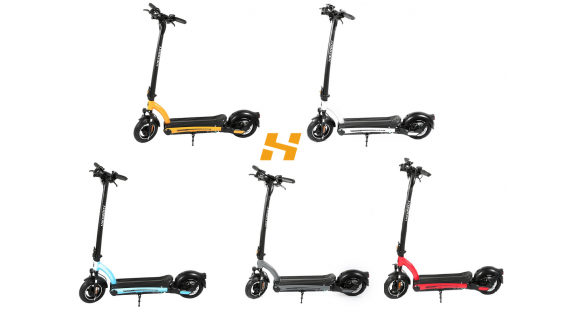 HIKERBOY - Urban Turbo, Sup Link & Off Road Trike - Trottinette Step et pièces