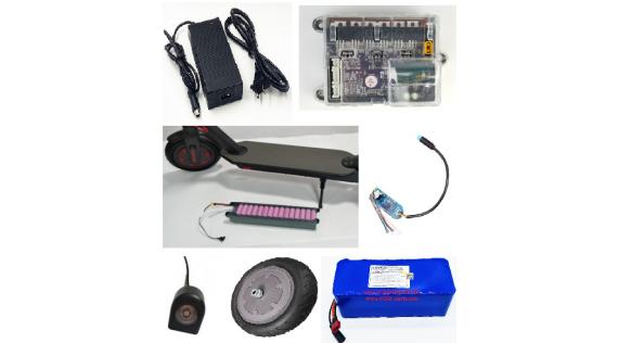 Pièces électriques et électroniques - Electrische en electronische onderdelen Xiaomi M365