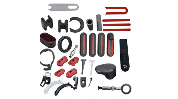 Pièces de carrosserie et caoutchoucs - Carrosserie en rubber onderdelen Xiaomi M365 PRO