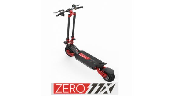 Trottinettes et pièces Power ZERO 11X