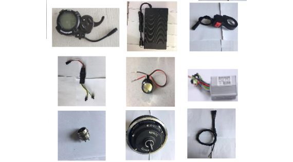 Pièces életctriques et électroniques - Elektrische en elektronische onderdelen Wolf Warrior 11 Plus