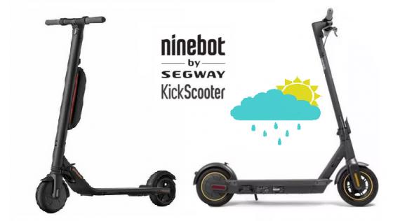 NINEBOT SEGWAY ES2 ES4 MAX G30  - Trottinettes électriques et pièces détachées