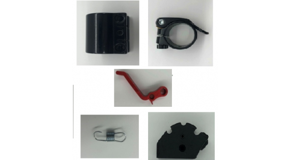 Pièces détachées pour trotitnettte électrique INOKIM Light Super 2