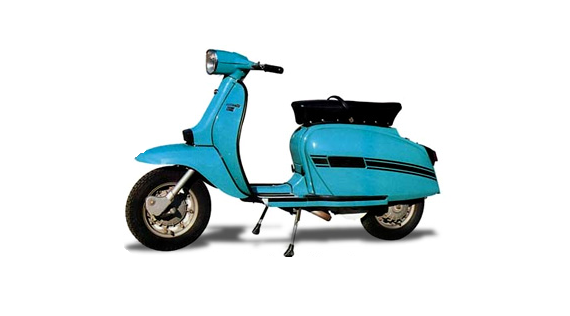 Lambretta DL/GP 125-150-200