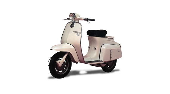 Lambretta Junior ( J50, DL, Special, Cento, Starstream)